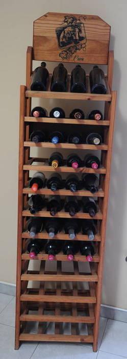 48 Botellas Teñido