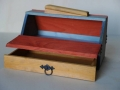 Caja expositor colores